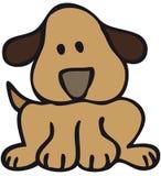 dziecko pies ilustracji