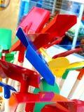 dziecko plażowe miarki s Fotografia Stock