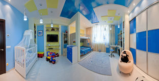 dziecko pokój s Obrazy Stock
