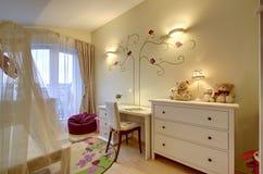 Dziecko pokoju wnętrze Fotografia Stock