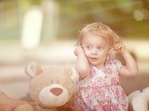 Dziecko portret zdjęcie stock