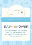 dziecko prysznic Obraz Royalty Free