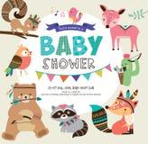 Dziecko prysznic zaproszenie