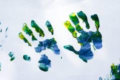 Dziecko ręka Obraz Royalty Free