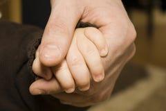 dziecko ręka s Zdjęcia Stock