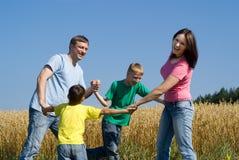 dziecko rodzice obrazy royalty free