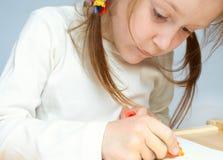 dziecko rysunki Zdjęcia Stock