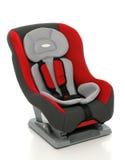 dziecko samochód siedzenia Fotografia Royalty Free