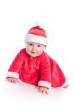 dziecko Santa fotografia stock
