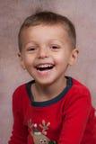 dziecko się śmiać Zdjęcie Stock