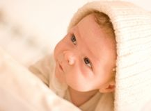 dziecko spokój zdjęcie stock