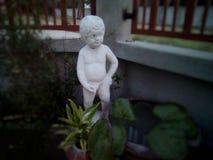 Dziecko statua Zdjęcia Stock