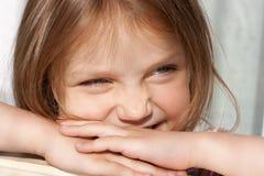 dziecko szczęśliwy Zdjęcia Stock