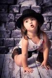 Dziecko szczęśliwy czas Zdjęcia Royalty Free