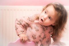 Dziecko szczęśliwy czas Obrazy Royalty Free