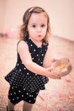 Dziecko szczęśliwy czas Zdjęcie Stock