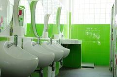 Dziecko toaleta Obraz Royalty Free