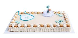 Dziecko tort Obrazy Stock