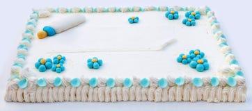 Dziecko tort Zdjęcie Stock