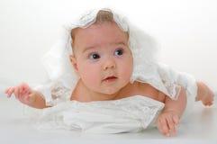 dziecko trochę obraz royalty free
