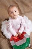 dziecko trochę Zdjęcie Stock