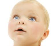 dziecko twarz Fotografia Royalty Free