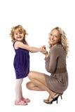 dziecko uśmiech szczęśliwy odosobniony macierzysty zdjęcia stock