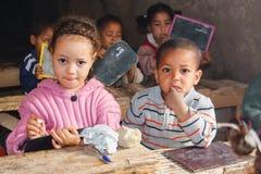 Dziecko w wieku szkolnym Zdjęcia Royalty Free