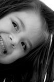 dziecko z serem Zdjęcia Royalty Free