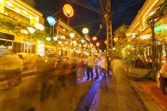 dziedzictwa hoi noc strzału miejsca unesco Vietnam świat Wietnam Obraz Royalty Free