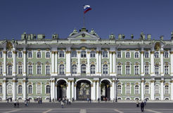 dziedzictwa Petersburg Russia st obraz royalty free