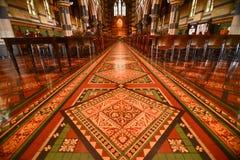 Dziedzictwo kościół Melbourne obrazy royalty free