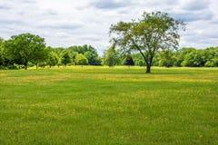Dziedzictwo Parkowy NJ Zdjęcia Royalty Free