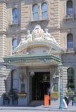Dziejowa architektura Melbourne Obraz Stock