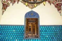 Dziejowa islamska dekoracja, motyw Zdjęcie Royalty Free