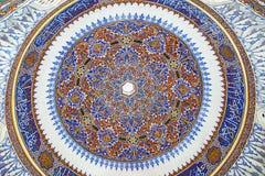 Dziejowa islamska dekoracja, motyw Obraz Stock