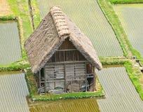 Dziejowa Japońska wioska - Iść Obraz Royalty Free