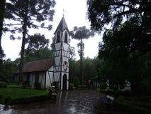 Dziejowa Niemiecka wioska zdjęcie stock