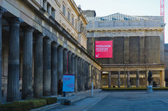 Dziejowi muzea Obraz Royalty Free