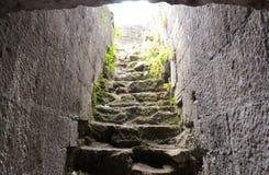 Dziejowi schody Obrazy Royalty Free
