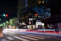 Dziejowy buduje Kawagoe Zdjęcia Royalty Free