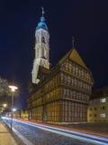 Dziejowy budynek w Braunschweig Zdjęcie Royalty Free