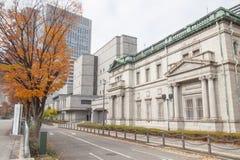 Dziejowy budynek w Osaka Zdjęcia Royalty Free