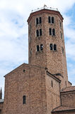 dziejowy Emilia kościelny romagna Italy Zdjęcia Royalty Free