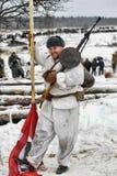 dziejowy ii wojskowego odbudowy wojny świat Zdjęcia Stock