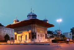 dziejowy Istanbul pałac topkapi obrazy stock