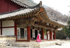 dziejowy Korea północy s miejsce Zdjęcie Royalty Free