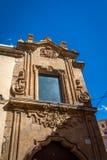 Dziejowy miasto Hiszpania obrazy royalty free