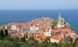 Piran, Slovenia. Obraz Royalty Free