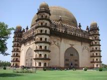 Dziejowy miejsca gola gumbaz vijayapur w Karnataka zdjęcie royalty free
